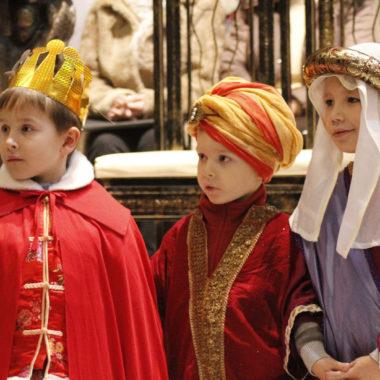 Kolędowanie z Trzema Królami