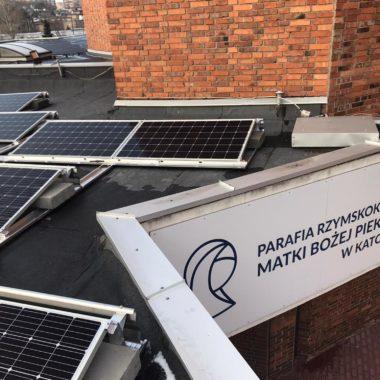 Nasze panele słoneczne