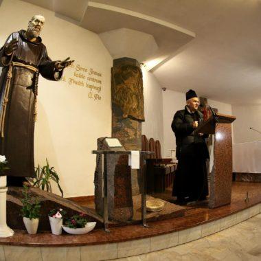 Pielgrzymka do sanktuarium Świętego Ojca Pio