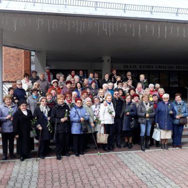 Spotkanie Seniorów z ks. Prałatem