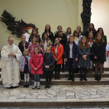 Świętowanie Dzieci Maryi