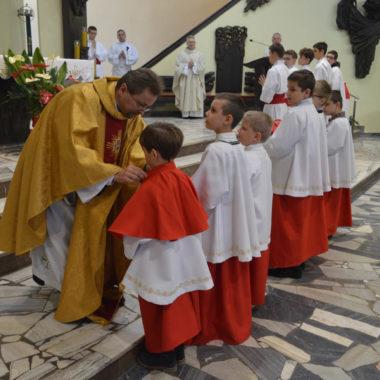 Uroczystość ku czci św. Tarsycjusza