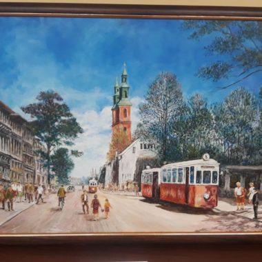 Wystawa malarska Henryka Blauta
