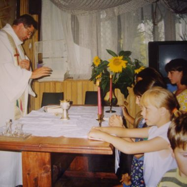Kolonie parafialne