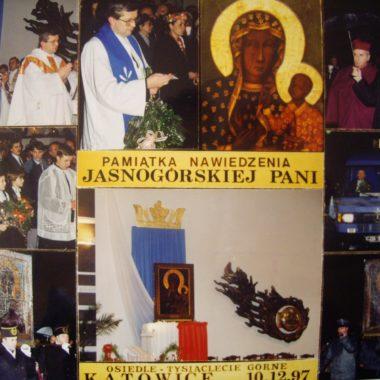 Peregrynacja obrazu Matki Bożej Częstochowskiej