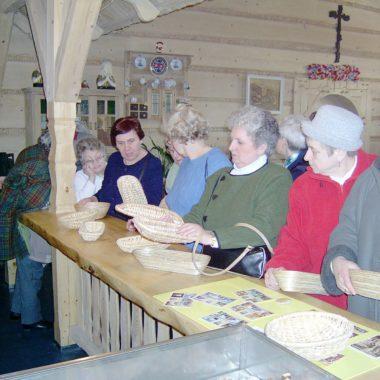 Wycieczka do Muzeum Chleba