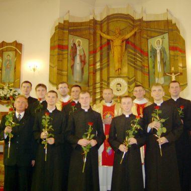 Diakonat księdza Grzegorza
