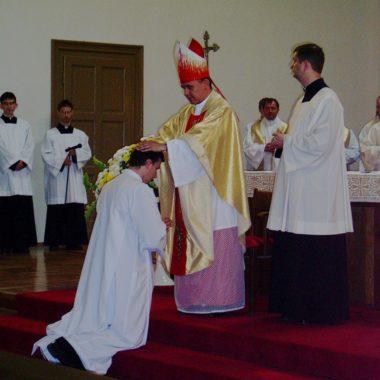 Diakonat Grzegorza Tondery