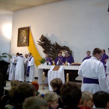 Rocznica konsekracji kościoła