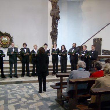 Występ zespołu Santarello