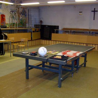 Parafiada – tenis stołowy