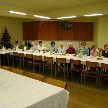 Świąteczne spotkanie seniorów