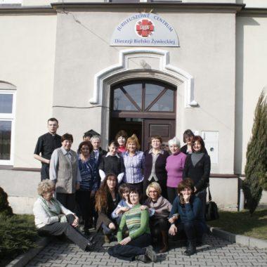 Grupa wtorkowa w Lipniku
