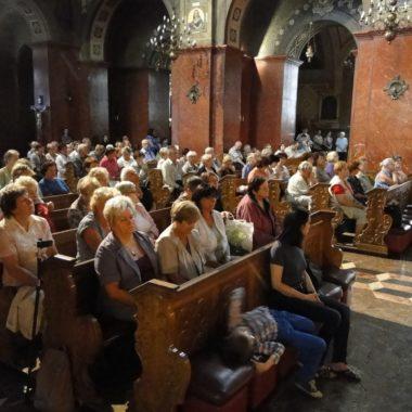 Parafialny dzień skupienia w Piekarach