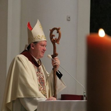 Pożegnanie biskupa Józefa