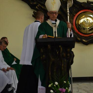 Jubileusz – wizyta ks. Arcybiskupa