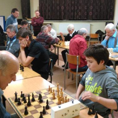 XXII Parafiada Barbórkowa – szachy dorosłych