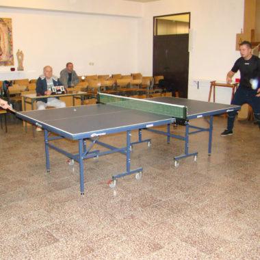XXII Parafiada Barbórkowa – tenis stołowy