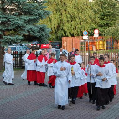 Zaproszenie ministrantów