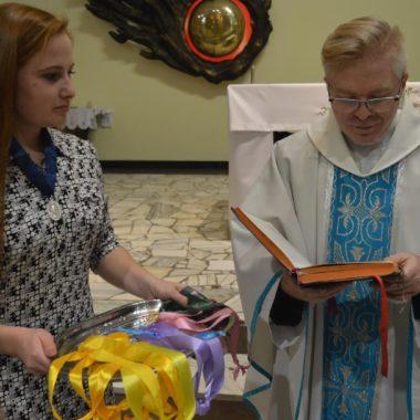 Parafialna uroczystość Dzieci Maryi