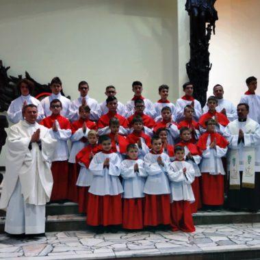 Uroczystość ku czci Świętego Tarsycjusza