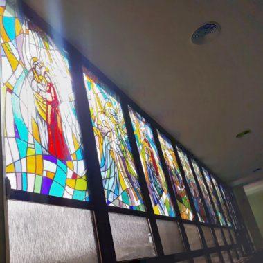 Witraże naszego kościoła