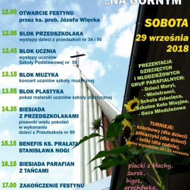 Jesienny Festyn Parafialny